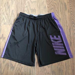 Nike DriFit Training Shorts Logo